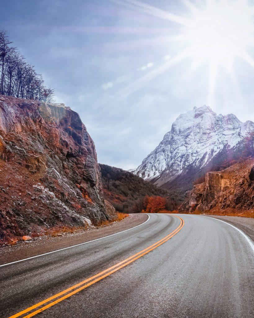 Road trip jusqu'à Ushuaia