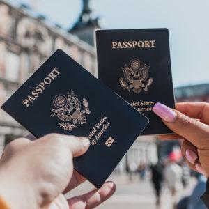 Pays ou l'on peut voyager sans passeport depuis la France